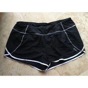 Reebok Shorts XL Running Active Workout Shorts